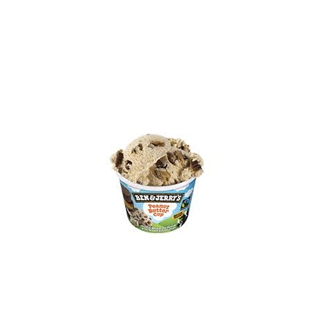 Ben&Jerry's 100ml Vanilla pecan brittle