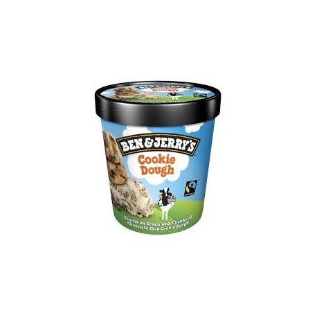 Ben&Jerry's 500ml Cookie dough