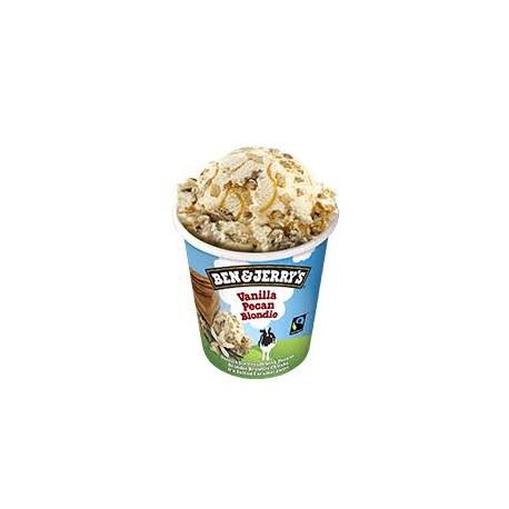 Ben&Jerry's 500ml Vanilla pecan blondie