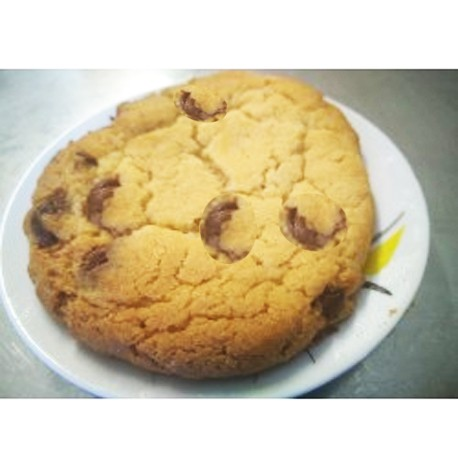 Cookie double choco